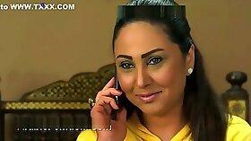 Arab beauty Bondage