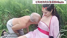 Chinese black stocking sex with Jane and Olivia
