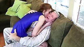 chums daughter cheerleader and girl lost caught while mom playfellows away