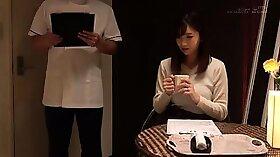 Buxom Japanese babe Aoi Kasiko enjoys fucked hard