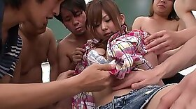Best Japanese whore Kei Hitomi in Crazy JAV uncensored Teen movie