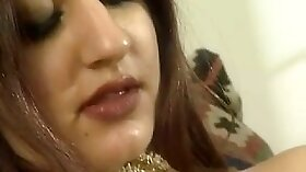 Arab sub facialized by dick for cash