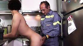 Twink movie Timo Garrett and his prick Jandui bathe in step dad