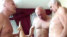 bbw grandpa getting fucked by chick from behind