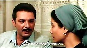 Arab wife cheating with groom
