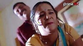 Busty Pakistani Nina R Rainbow Briar Deep Throats And Jerks Off Huge Dick