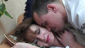 Chic MILF Reena Leon banged well by Russian Step son