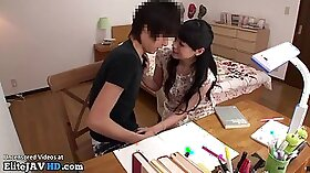 Cute Japanese Chubby teacher fucks her student TheRedPill