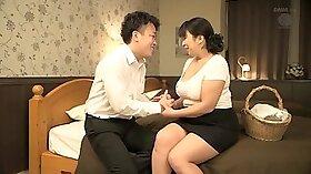 Crazy Japanese girl Yoshizaki Sasaki in Amazing Mature, Non-Amateurs porn movie