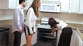 Alexa and Anita getting naughty in a hot POV action with porn stars