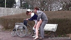 Outdoor sex with doctor porno lotteries scene