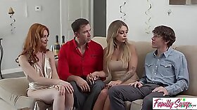 chums brother teaches daddy Family Sex Bomb