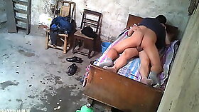 chinese big tit milf strokes and cums