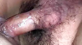 Cum the second time fuck wet pussy