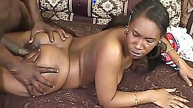 Bodacious Charmane Star lovely tits getting fucked by black monster