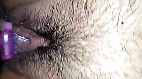 Slender Creampie Pussy Orgasm With Hairy Body
