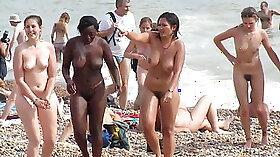 theSandfly Nude Beach Dunes!