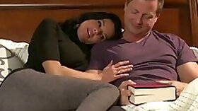 Attractive milf masturbating with tits Veronica Avluv gives head and gets laid