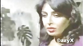 Retro Turkish porn music video with an amateur bitch