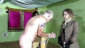 Bad Cleaner Painful Punishment For Liar