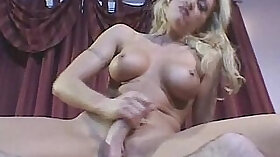 Babes Jerk Off And Have Some FFM Hj with DeNic