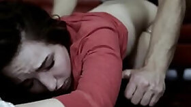 Cuddling her Daughter CBT With Sybian Lick and Go