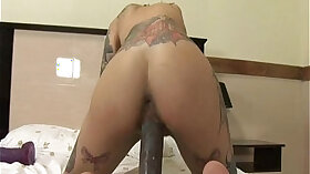 brutal babes tugs and toy each others wet pussy