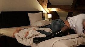 Bitch Called For A Broth Class CFNM Femdom Porn
