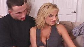 Cocksriding tattooed wife rides hard cock