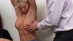 Cute Alena Riberncelle Roughly Worker Anal Penetration by Stepfather